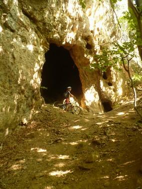 4 grotte des Anglais