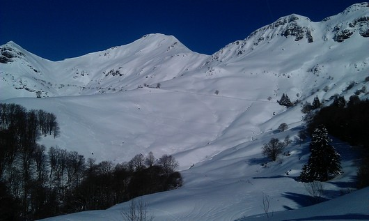 140223 01 ski de rando la chapeloune