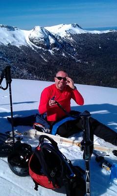 140223 06 ski de rando la chapeloune
