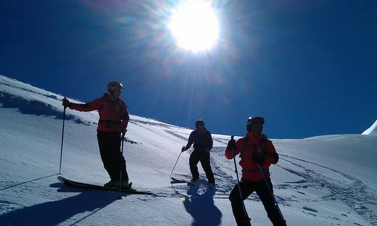 140223 07 ski de rando la chapeloune