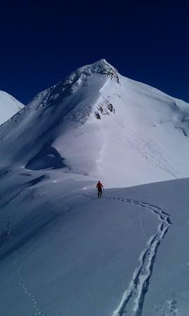 140223 08 ski de rando la chapeloune