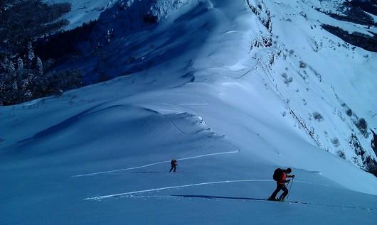 140223 10 ski de rando la chapeloune