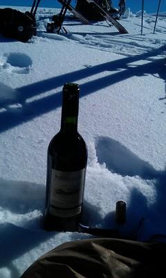 140223 14 ski de rando la chapeloune